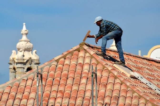 Don't try to diagnose your roof damage, leave it to a professional who deals with hail damage regularly.