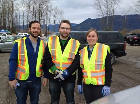 Fraser River Clean-up