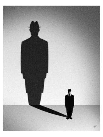 Why My Father Casts a Large Shadow (SBP)