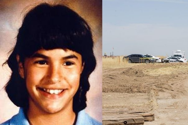 Image result for Remains found in Weld County are of girl missing since 1984