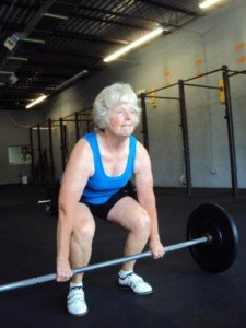 Why Older Women Should Lift Barbells and Dumbbells  Scary