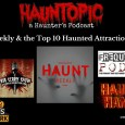 haunted attraction podcasts