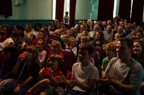 Jack Wise audience