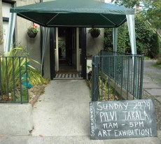Cleo Fagan Pilvi Exhibition 3