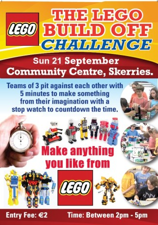 Lego Build Challenge new