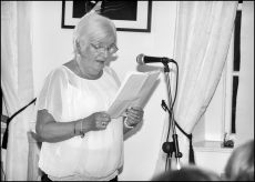 Madeleine from the Skerries Women's Writing Group by Donal