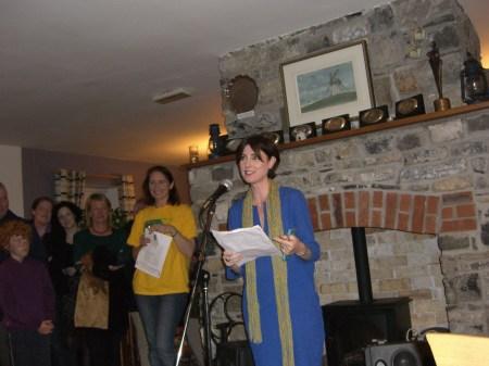 Launch 2015 Sabine McKenna (11)