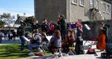 Marie Byrne - Street Party 07 - Young Dublin Symphony