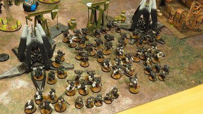 Armies on Parade: Ravenguard, photo by: Leonard Dime