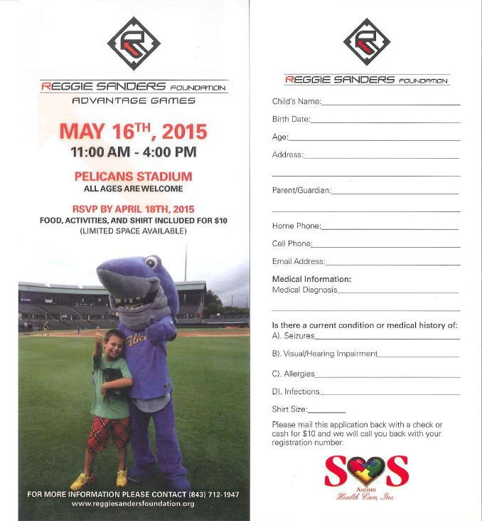 May 16: Advantage Games at Pelicans Stadium