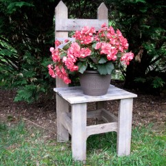 Chair Planter Stand Top Rated Pedicure Chairs Remembering Mom A Pallet Wood Plant