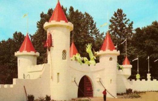 A Trip Down Memory Lane The Enchanted Forest Scavenger Chic