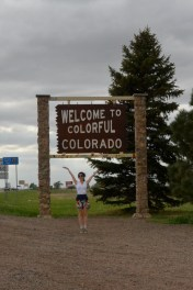 It's official! We made it to Colorado