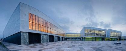 SCB Spain Convention Bureau. Almería. Edificios Plaza