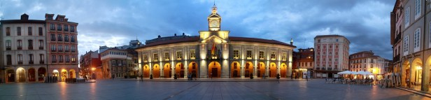 Panorámica Ayuntamiento- Félix González