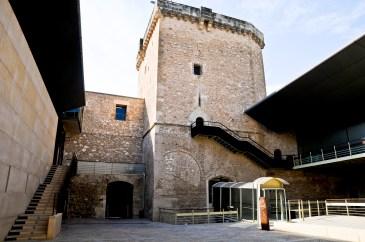 Patio de Armas del Palacio de Altamira