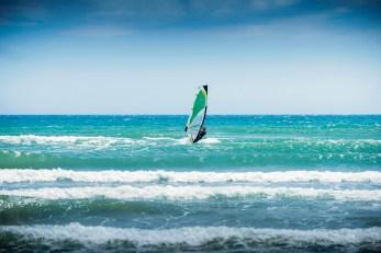 Deporte. Torremolinos. Costa del Sol Occidental