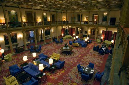 06-interior Melia Hotel de la Reconquista