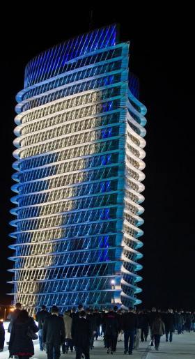 Torre del Agua 2. Autor Expo Zaragoza