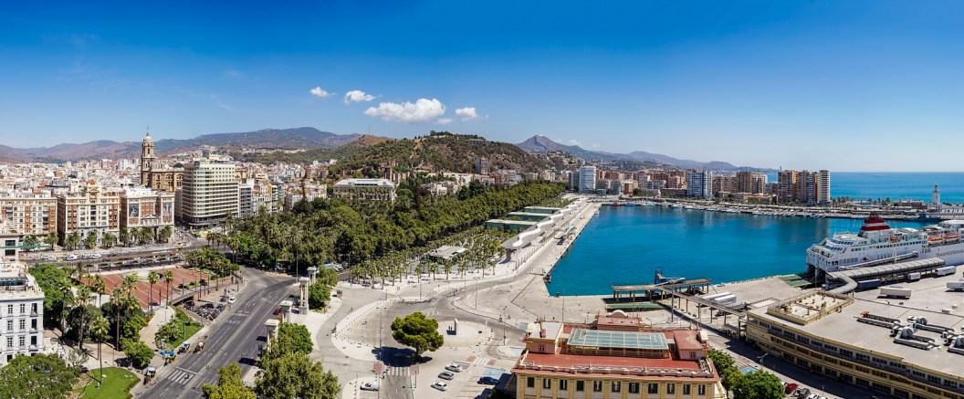 SCB Spain Convention Bureau. Málaga. Puerto