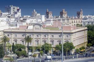 SCB Spain Convention Bureau. Cádiz. Palacio de la Diputación