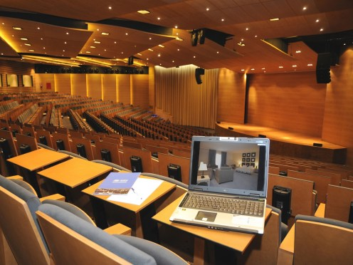 AUDITORIO H. Beatriz