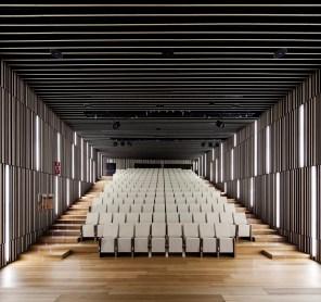 Basque Culinary Center Auditorio