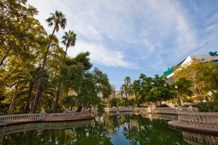SCB Spain Convention Bureau - Castellón -CS - Parque Ribalta - Lago II