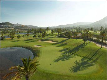 SCB Spain Convention Bureau. Cartagena. golf
