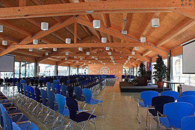 SCB Spain Convention Bureau. Cartagena. Sala-CIM