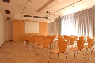 SCB Spain Convention Bureau. Cartagena. Sala-de-reuniones-muralla-punica