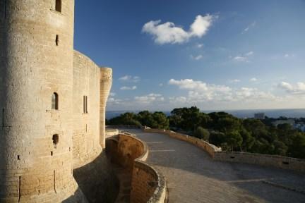 CSCB Spain Convention Bureau - Palma de Mallorca - astell de Bellver