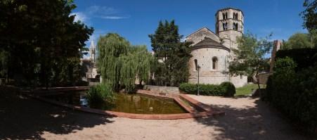 Exteriors St Pere de Galligants-B