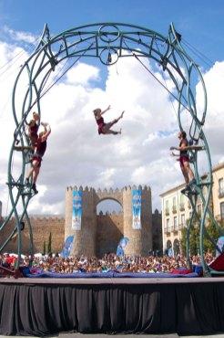 SCB Spain Convention Bureau. FESTIVAL INTERNACIONAL CIRCO AVILA