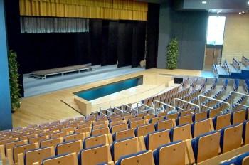 SCB Spain Convention Bureau. Huelva. Islantilla Golf Resort-Teatro Isla Cristina