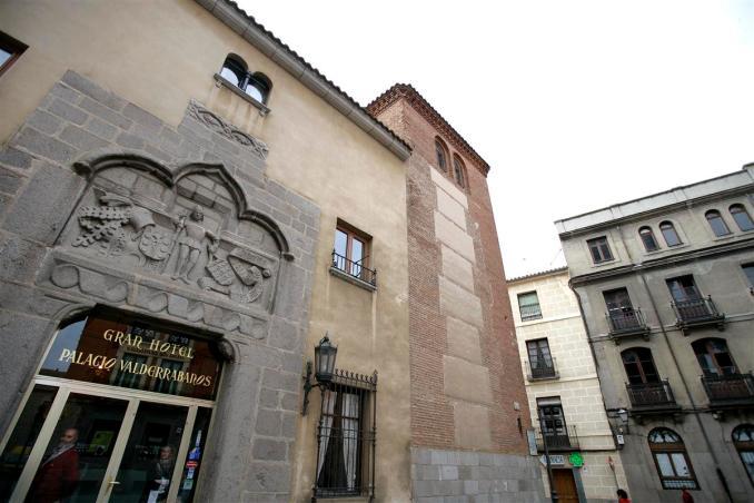 SCB Spain Convention Bureau. PALACIO DE VALDERRABANOS AVILA
