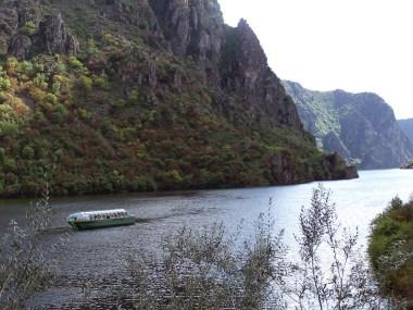 Paseos en barco Arribes del Duero II OCIO