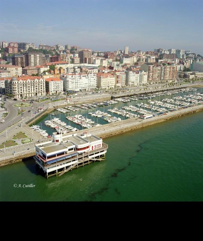 SCB Spain Convention Bureau. Santander. Puertochico