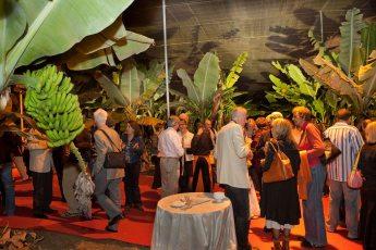 SCB Spain Convention Bureau. Tenerife. Cena platanera Punta del Lomo