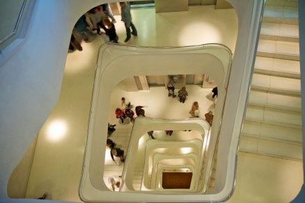 SCB Spain Convention Bureau. Madrid. Caixaforum, Paseo del Prado