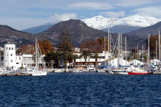 Club Náutico (puerto deportivo) de Motril