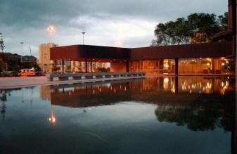SCB Spain Convention Bureau. Santander. foto exterior Palacio de Exposiciones