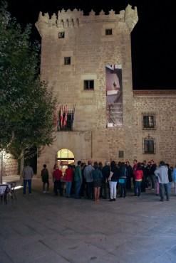 SCB Spain Convention Bureau. grupo evento torreon de los guzmanes Avila