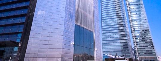 SCB Spain Convention Bureau. Madrid. Sedes reuniones