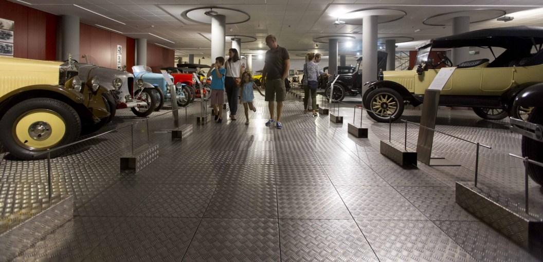 museo de automocion SALAMANCA