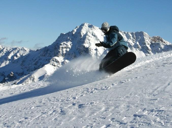 SIERRA NEVADA. Pistas de de esquí.