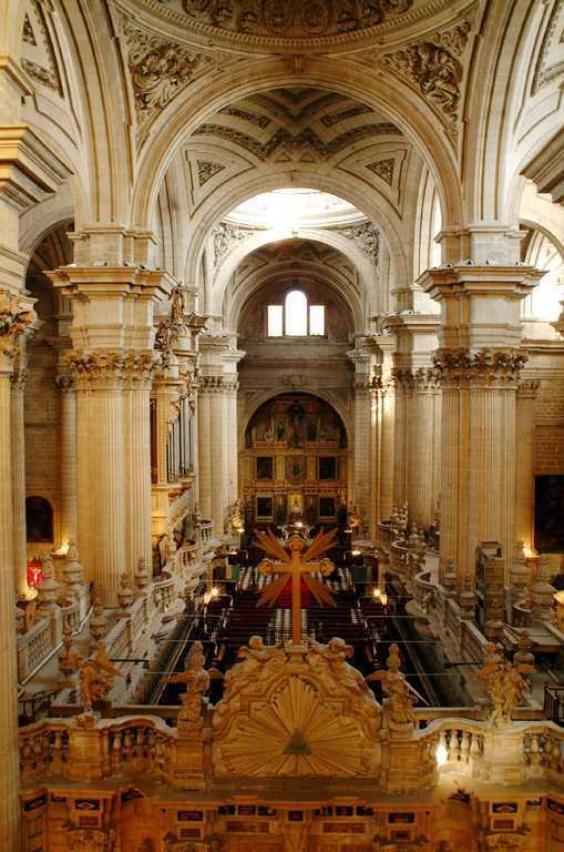 Catedral de Jaén 2005