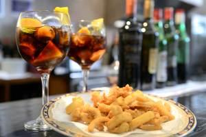 SCB Spain Convention Bureau. Santander. Gastronomia - Rabas