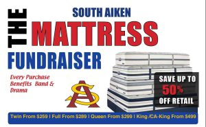 South Aiken to hold Mattress Fundraiser September 29th