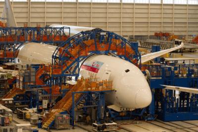 Boeing wants more engineering programs  FlightLines